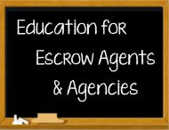 EducationEscrowAgentsandAgencies
