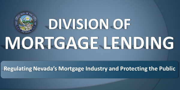 Division of Mortgage Lending Home Page Slide