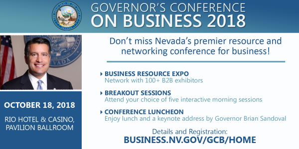 2018 Governor's Conference on Business