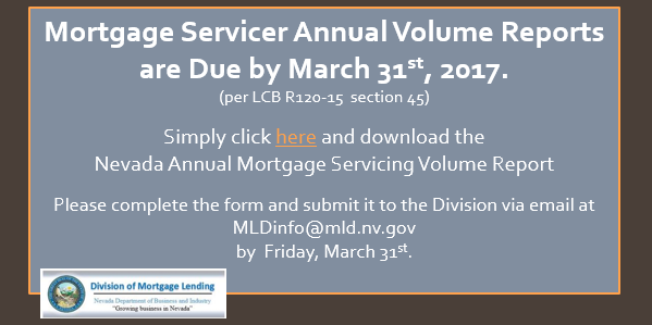 Mortgage Servicers